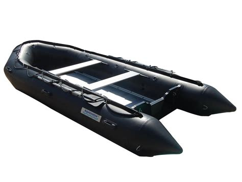 Inflatable Boats For Sale Black by 14 Ft Inflatable Boat Pro Heavy Duty Military Black