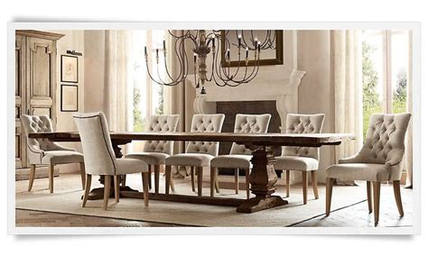 Restoration Hardware Dining Rooms  Home Design Ideas. Table Soccer Game. Step 2 Activity Table. Bsnl Landline Bill Desk. Chic Reception Desk. Intersegmental Traction Table. Burlap Table Runner Wedding. Knee Pain From Sitting At Desk. Flip Top Console Table
