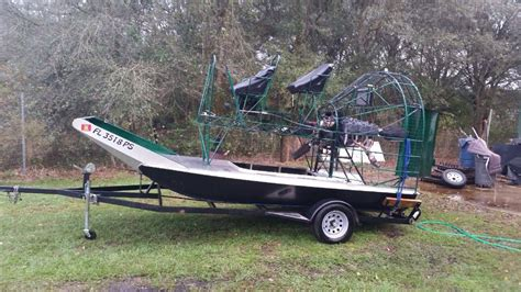 Palm Beach Airboat Show by Palm Beach Style Airboats Fl Hulls Cages Rigging
