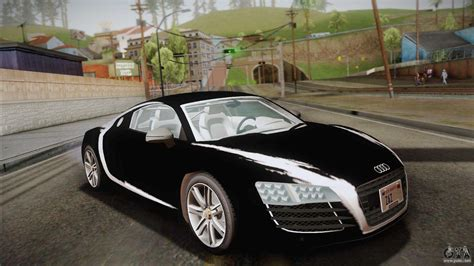 As the gt3 version, the audi r8 lms is the top product in the audi sport customer racing programme. Audi Le Mans Quattro 2005 v1.0.0 YCH PJ for GTA San Andreas