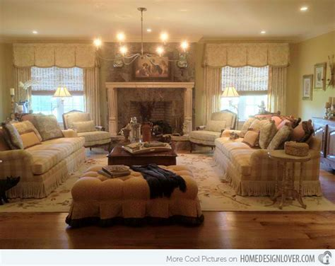 large living room decorating ideas 15 homey country cottage decorating ideas for living rooms