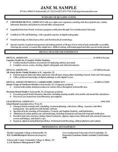 resume templates dental assistant nifty helpfulness