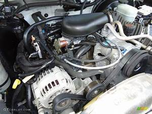 2003 Chevrolet S10 Ls Extended Cab 4 3 Liter Ohv 12v Vortec V6 Engine Photo  49811928