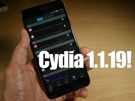 mobile cydia saurik releases cydia 1 1 19 now runs as mobile instead