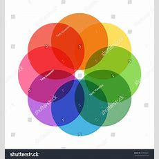 Pastel Color Wheel Stock Photo 275696021  Shutterstock