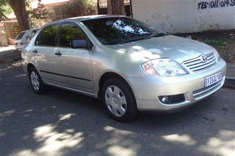 2006 Toyota Corolla 160i Gle Automatic Cars For Sale In