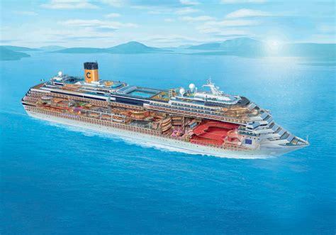 costa crociere fascinosa cabine consegnata la nuova ammiraglia costa fascinosa the