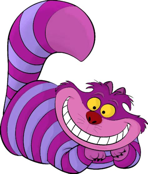 Cheshire Cat Color  Free Images At Clkercom Vector
