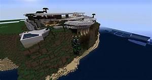 Tony Stark Iron Man39s House Minecraft Project