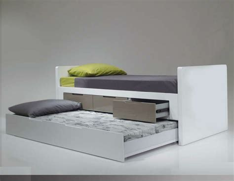 trundle beds with storage modern trundle bed with storage decors modern storage 17585