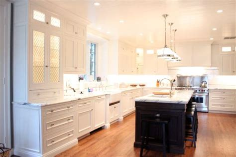 l shaped kitchen floor plans with island 20 l shaped kitchen design ideas to inspire you 9870