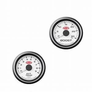 Saas Muscle Series Diesel Egt  U0026 Boost 52mm 2in Analog