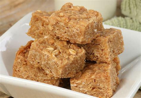 recette facile de carr 233 s 224 l avoine et au beurre d arachide