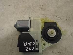 Vw Passat B7 Offside Rear Electric Window Motor 2010