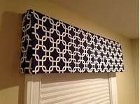 how to make a window valance DIY Box Valance: No Sew! | Around the House in 2018 | Pinterest | Valance, Box valance and Curtains