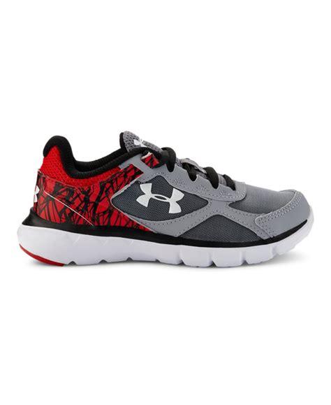 boys pre school armour velocity running shoes 123 | V5ProdWithBadge?scl=1&rect=0%2C0%2C818%2C1000&$p size=736%2C900&$p pos=409%2C500&$p src=is%7BUnderarmour%2F1258772 035 DEFAULT%7D