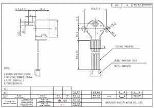 Mini Four Wire Motor Diagram