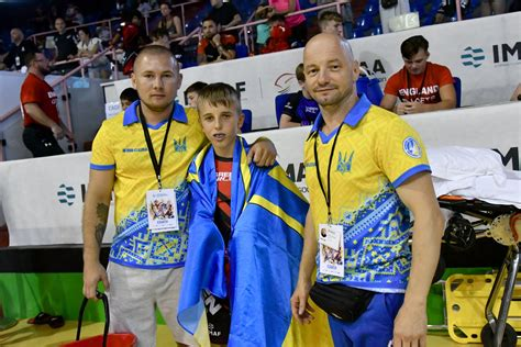 Ukraine Team Reflects on Youth MMA World Championships ...