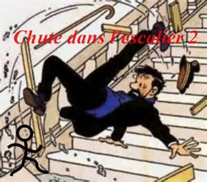 Chute Dans Les Escaliers Conséquences by Superman Est La Chute Dans L Escalier 2 Youtube