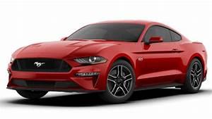 2020 Ford Mustang Trim Levels: Fastback vs. BULLITT
