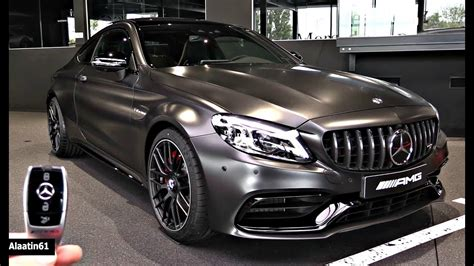 C63 Amg Interior by Mercedes C63 Amg Coupe 2020 New Review Interior