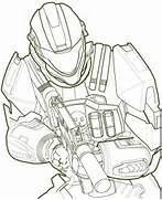 gallery halo coloring pages image 6 of 31