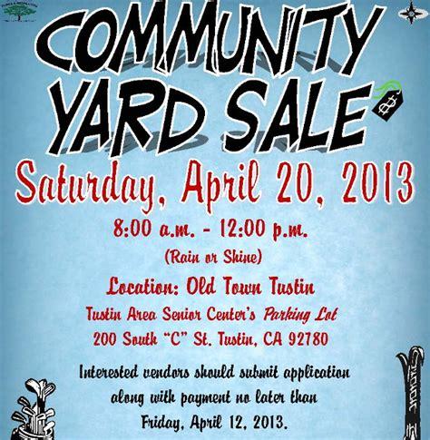 community garage sales me community yard flyer template yourweek b31bebeca25e