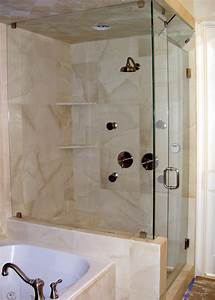 Shower, Glass, Panel, For, Contemporary, Bathroom, Styles