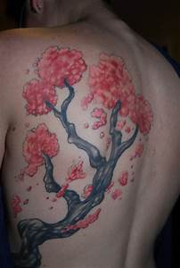 Cherry Blossom Tattoos for Men - Ideas and Inspiration for ...