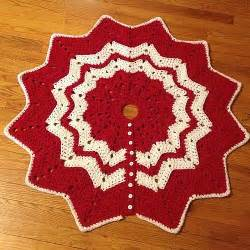 best 25 crochet tree skirt ideas on pinterest crochet