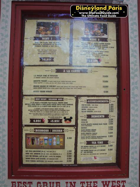 Restaurantes dentro de los parques - Disneyland París