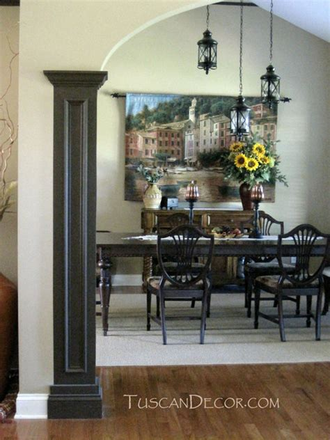 tuscan dining room decorating ideas mediterranean