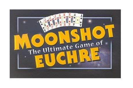 Understanding how to play card games with gamerules.com. Moonshot Euchre Trick-Taking Card Game   Walmart Canada