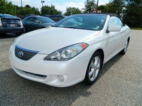 Sle Mobile by Purchase Used 2004 Toyota Sle In Mobile Alabama United