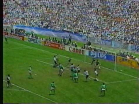 fifa world cup final argentina  west germany wmv