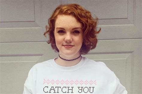 Shannon Purser Admits She Used To Self-harm