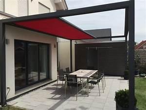 Premium alu terrassenuberdachung markisen und for Terrassenüberdachung alu bausatz