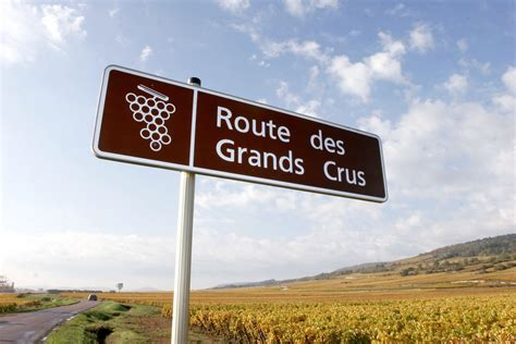 route des grands crus route des vins de bourgogne