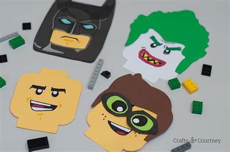 lego craft  lego batman