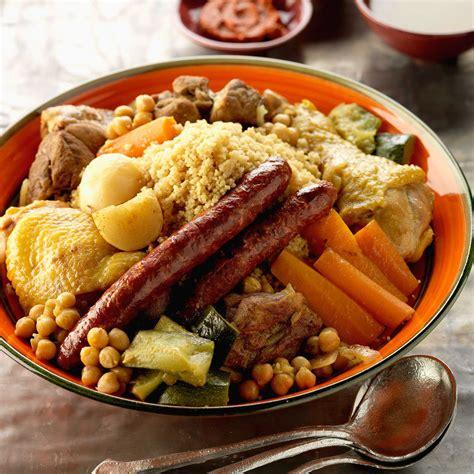recette de cuisine avec pomme de terre couscous tunisien recette sur cuisine actuelle