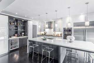 modern kitchen design toronto modern white grey kitchen design oakville moderne 7687