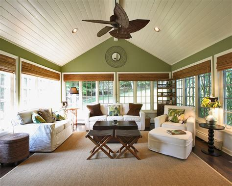 inspired westinghouse ceiling fans in living room