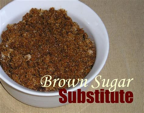 substitute for brown sugar diy brown sugar substitute new life on a homestead homesteading blog