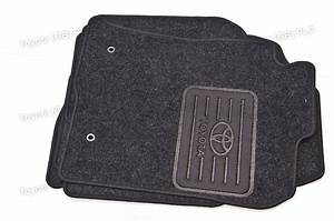 Genuine toyota 4x car textile floor mats avensis 01 03 for Original toyota floor mats
