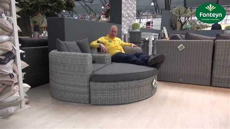 love seat tuin knusse loveseat loungeset voor twee fonteyn youtube