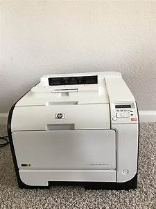 Hp Laserjet 400 Color M451nw User Guide And Installation