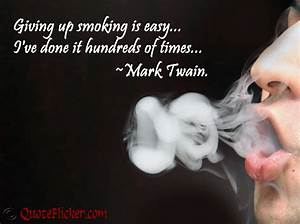 Quotes About Smoking. QuotesGram