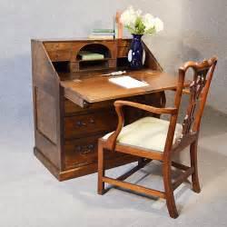 bureau writing desk bureau large 17th century writing desk antiques