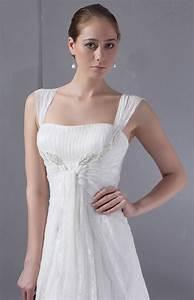 Robes De Mariée Bohème Chic : robe de mariee empire boheme chic en tulle pliss robe de mariee pas cher createur robe de ~ Nature-et-papiers.com Idées de Décoration