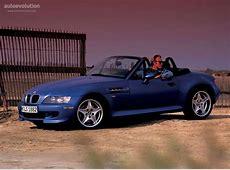 BMW M Roadster E36 specs & photos 1997, 1998, 1999